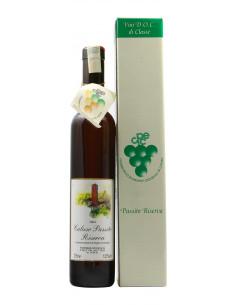 PASSITO DI CALUSO RISERVA 0,375L 2004 C.P.E.C. Grandi Bottiglie