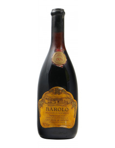 BAROLO 1975 SCANAVINO Grandi Bottiglie