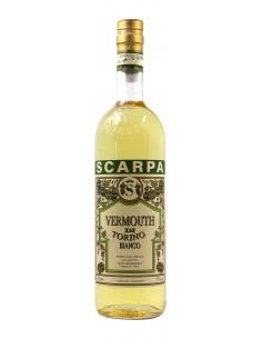VERMOUTH BIANCO NV SCARPA Grandi Bottiglie