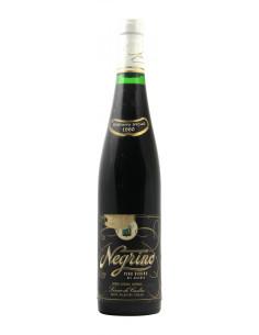 NEGRINO RISERVA SPECIALE 1960 LEONE DE CASTRIS Grandi Bottiglie