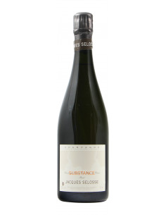 vino naturale CHAMPAGNE SUBSTANCE DEG 2017 (NV)