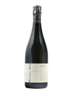 vino naturale CHAMPAGNE EXTRA BRUT LES CARELLES DEG 2016 (NV)