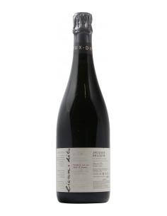 vino naturale Champagne Sous Le Mont Blanc De Noirs Deg 2016