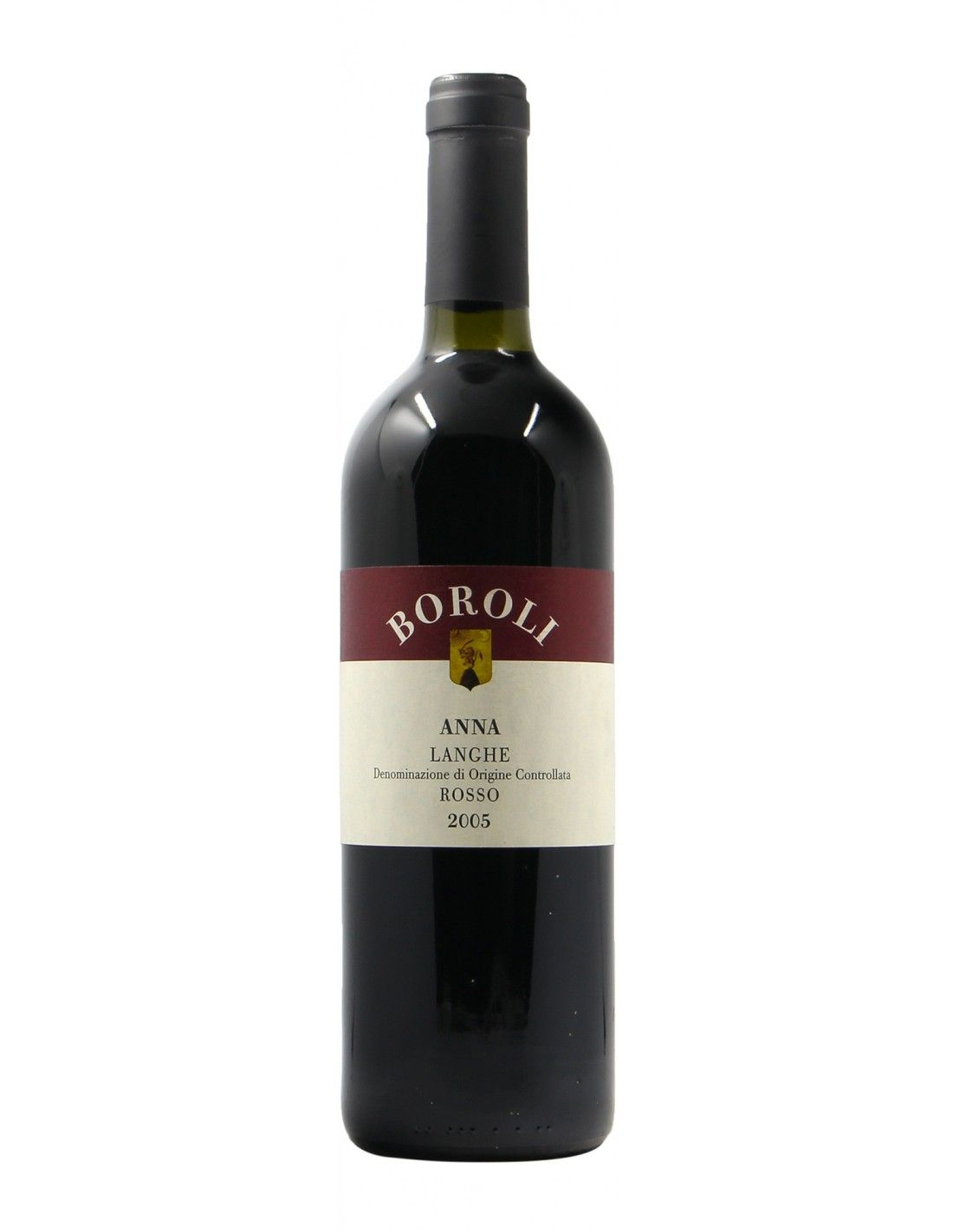 LANGHE ROSSO ANNA 2005 BOROLI Grandi Bottiglie