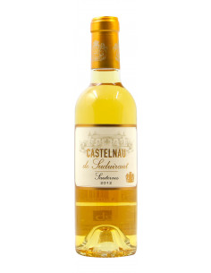 SAUTERNES CASTELNAU 0,375L 2012 CHATEAU SUDUIRAT Grandi Bottiglie