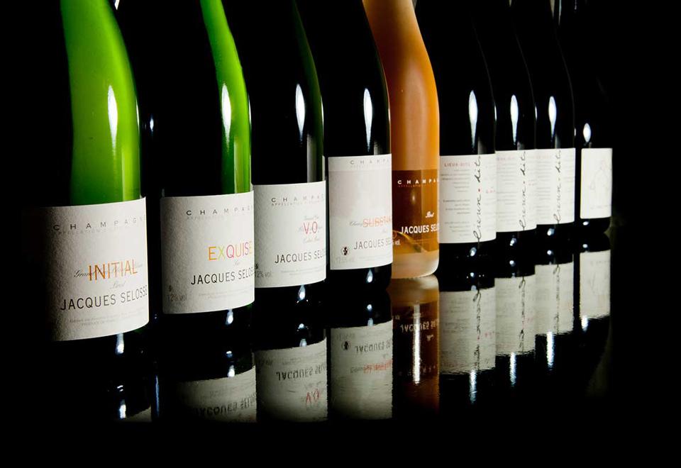 Selosse Champagne Grandi Bottiglie