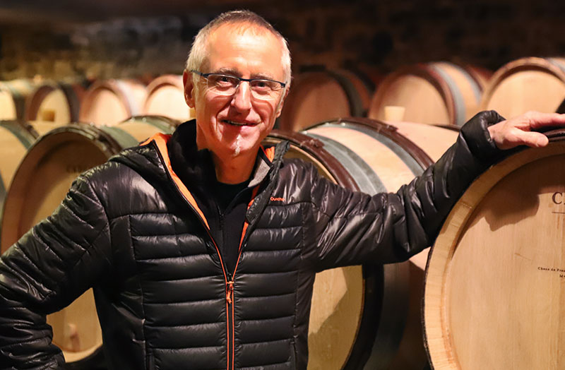 Domaine Thierry Mortet grandi Bottiglie