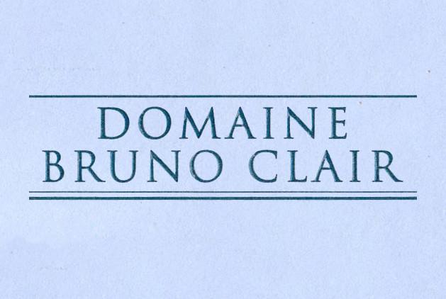 DOMAINE BRUNO CLAIR